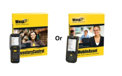 Wasp MobileAsset and Inventory Control