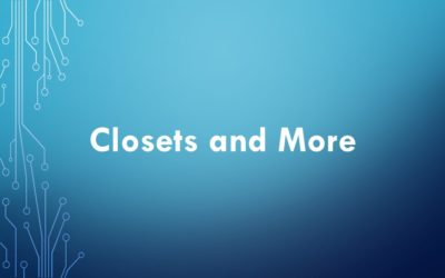 Closets and More Case Study