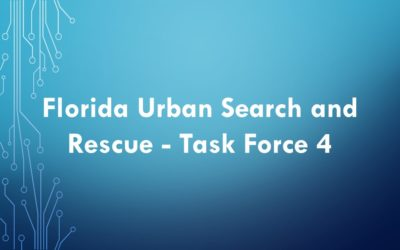 Wasp MobileAsset Florida Urban Search and Rescue - Task Force 4
