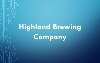 Highland Brewing Company Case Study