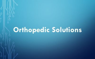 Wasp Inventory Control - Orthopedic Solutions