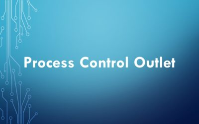 Stock Control Software Case Sudy - Process Control Outlet